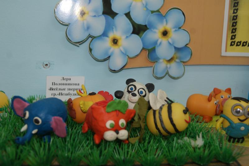 Поделки из киндер яиц и пластилина своими руками для детского сада 39